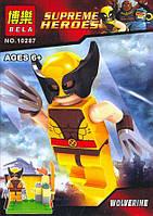 Конструктор Bela Super Heroes аналог (LEGO Super Heroes) Росомаха