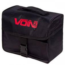 Компрессор VOIN VL-550 150psi, 15A, 40л, прикуриватель, фонарь, дефлятор, переходник на клеммы, фото 3
