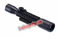 Прицел оптический мод. Walther 4x32 TriTac с креплением. Сетка МилДот.