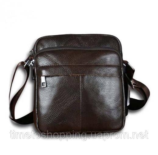 Кожаная барсетка мужская сумка. Сумка чоловіча шкіряна. Супер качество!