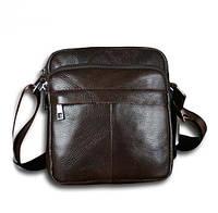 Кожаная мужская сумка борсетка. Супер качество!