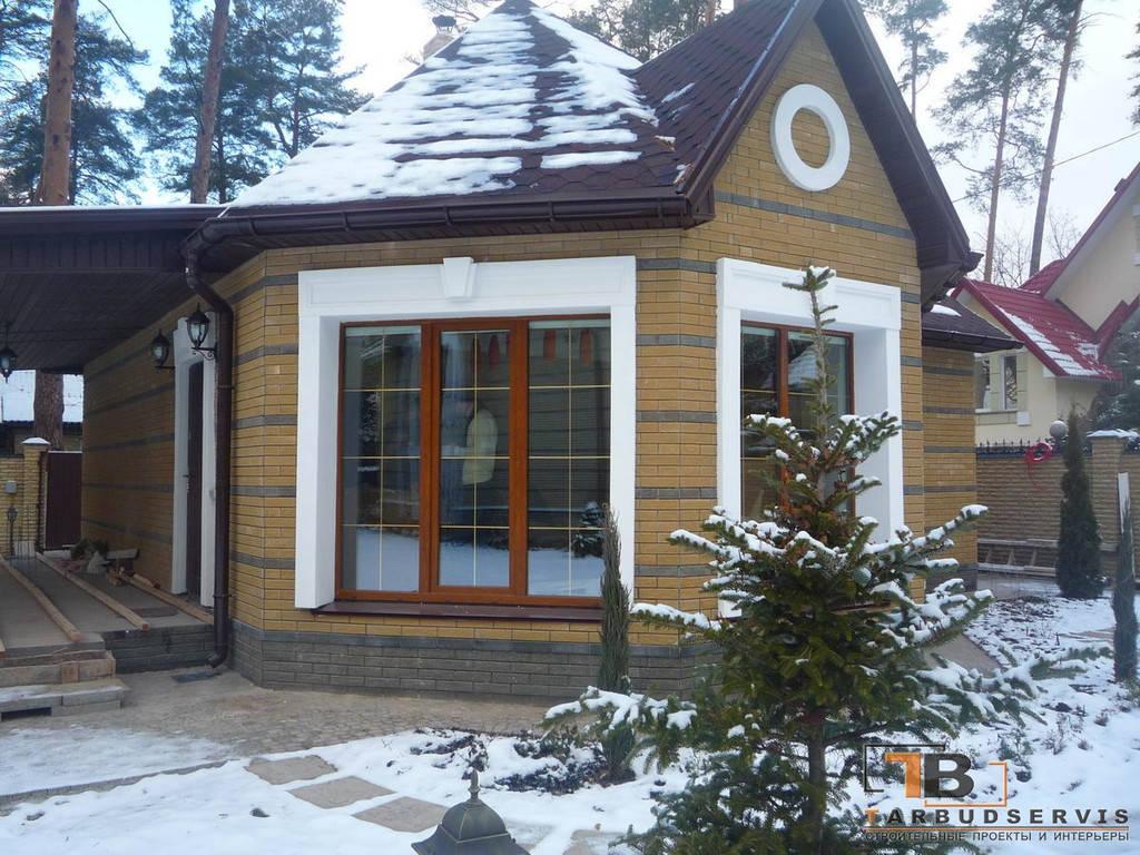 Банный домик 95 м², Ворзель