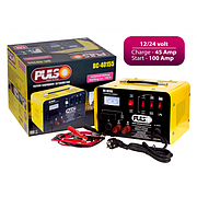 Пуско-зарядное устройство PULSO BC-40155 12-24V, 30A, start-100A, 20-300AHR, стрелка индикатор