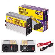 Преобраз. напряжения PULSO/IMU 800/12V-220V/800W/USB-5VDC0.5A/мод.волна/клеммы