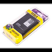 Преобраз. напряжения TESLA P20 /12V-220V/200W/USB-5VDC0.5A/мод.волна/прикуриватель