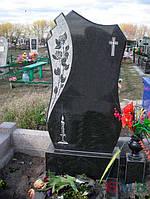 Памятник гранитный одинарный фигурный-2