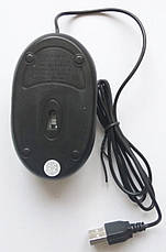 Мышь компьютерная OFFICE MOUSE KW-01, black, фото 2