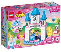 LEGO Duplo Волшебный замок Золушки 10855