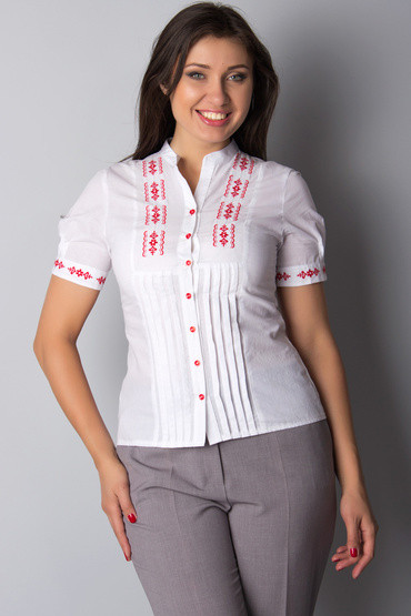 Рубашка женская вышиванка Р97