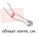 Бандаж на локтевой сустав вязанный эластичный усиленный  арт. R9104, фото 2