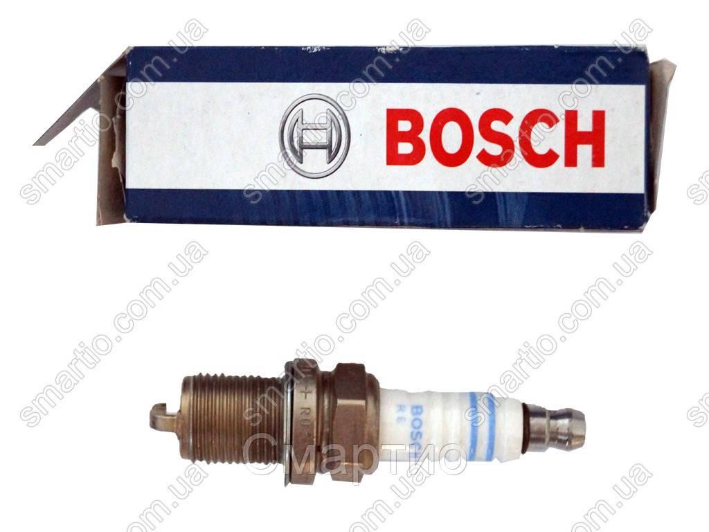 Свеча зажигания 0.6L новая Smart ForTwo 450 BOSCH 0242240648