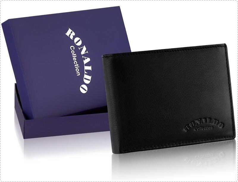 Новинка 2020! Чоловічий шкіряний гаманець бренд Ronaldo