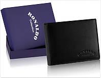Новинка 2020! Чоловічий шкіряний гаманець бренд Ronaldo, фото 1