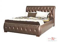 Кровать Лагуна,вегас коричневый, фото 1