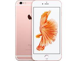 Cмартфон Apple iPhone 6s 16GB Rose Gold Оригинал Neverlock Гарантия 6 мес+стекло и чехол