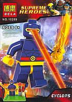 Конструктор Bela Super Heroes аналог (LEGO Super Heroes) Cyclops