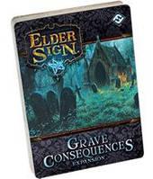 Знак Древних: Трагические Последствия (Elder Sign: Grave Consequences) настольная игра