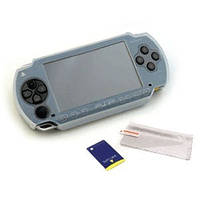 Силиконовый чехол PSP 1000 Fat,Silicon case and screen protector PSP 1000 Fat