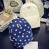 Женский рюкзак в ромашках, фото 9