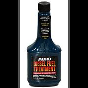 ABRO Присадка-очистка дизель, 354мл, DT-508