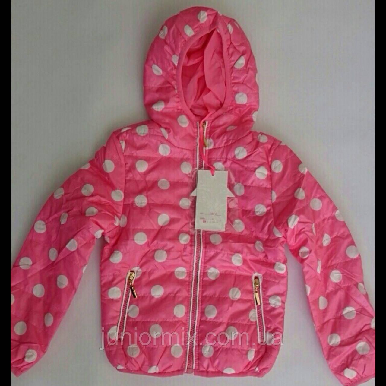 Весенняя куртка на девочку HAAPPY HOVSE