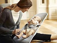 Шезлонг-стульчик для новорожденных BabyBjorn Balance Soft Mesh