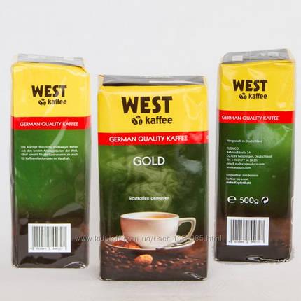 Молотый кофе Caffee WEST Gold, фото 2