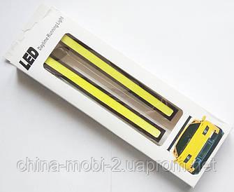 Дневные ходовые огни 17см - DRL COB белые  ДХО DRL 170A