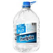 Вода дистилированая HELPIX 5л, 0193