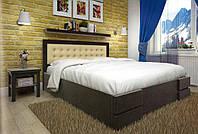 Односпальная кровать Кармен 90 ТИС 1000х975х2115мм