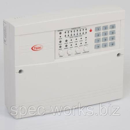 Центральний пожежний прилад ППКП Тірас-8П.1