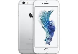Cмартфон Apple iPhone 6s 16GB Silver Neverlock  Гарантия 6 мес!  +стекло и чехол!