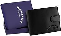 Чоловічий шкіряний гаманець бренд Ronaldo NEW 2020, фото 1