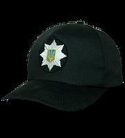 Блайзер черный Ripstop с  кокардой  «Полиция»
