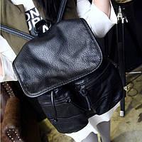 Стильный женский рюкзак из кожзама
