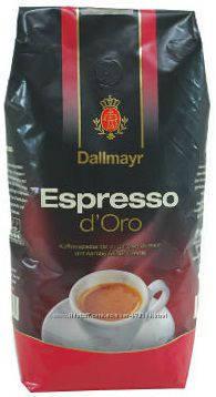 Зерновой кофе Dallmayr Espresso 1кг , фото 2