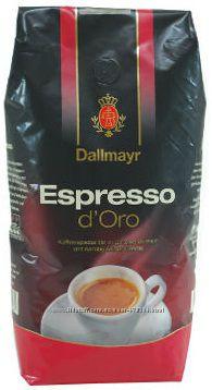 Зерновой кофе Dallmayr Espresso 1кг