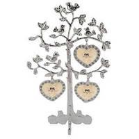 Рамка для фотографий генеалогическое древо на 3 фото, эмоции в подарок