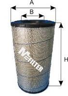 Фильтр воздушный, DAF Xf 95 (M-filter)