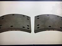 Накладки барабанных тормозных колодок для Daf F95
