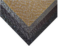 Резина подметочная каучуковая Руг т. 3,0 мм цв., черный