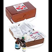 Аптечка 36 предм. (красный крест)