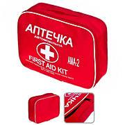 Аптечка АМА-2 для микроавтобуса (до 18 чел.) сумка