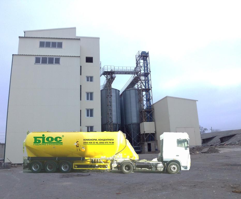 Комбикормовый завод и доставка комбикорма 8