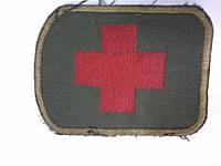 Шеврон медики крест