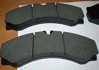 FOMAR 627681 Колодки тормозные (передние/задние) MB Sprinter 408-416/VW LT 46 96-