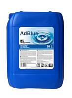 Жидкость AdBlue для снижения выбросов оксидов азота, 20 л