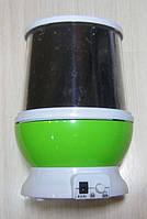 Музыкальный,вращающийся проектор звездного неба+usb кабель