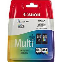 Набор Картриджей Canon PG-440Bk/CL-441 Black, Color (5219B005) Multi Pack