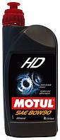 Масло трансмиссионное HD SAE 80W90 (1L), МАСЛО, 317501